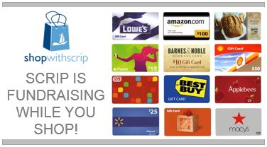 SCRIP Gift Cards - Mooresville Christian Academy